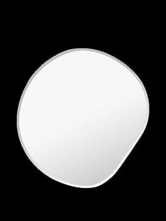 Pond Spegel XL Dark chrome