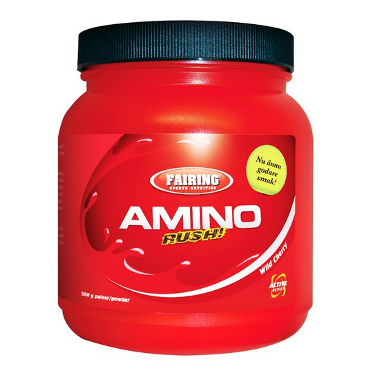 "Aminosyrakoncentrat ""Wild Cherry"" 500g - 57% rabatt"