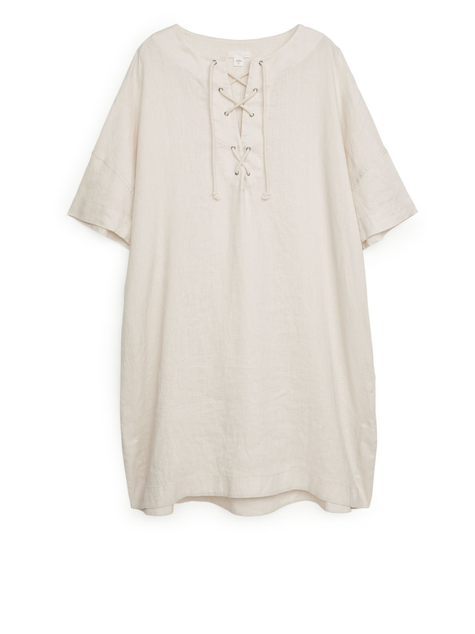 Linen Tunic - Beige