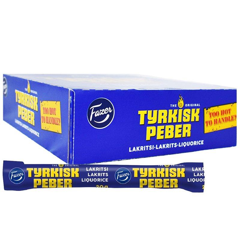 Tyrkisk Peber 30-pack - 32% rabatt