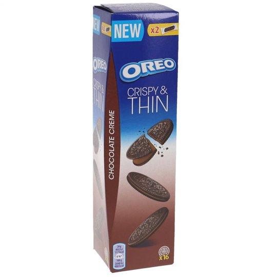 Oreo Thin Chocolate Keksit - 45% alennus