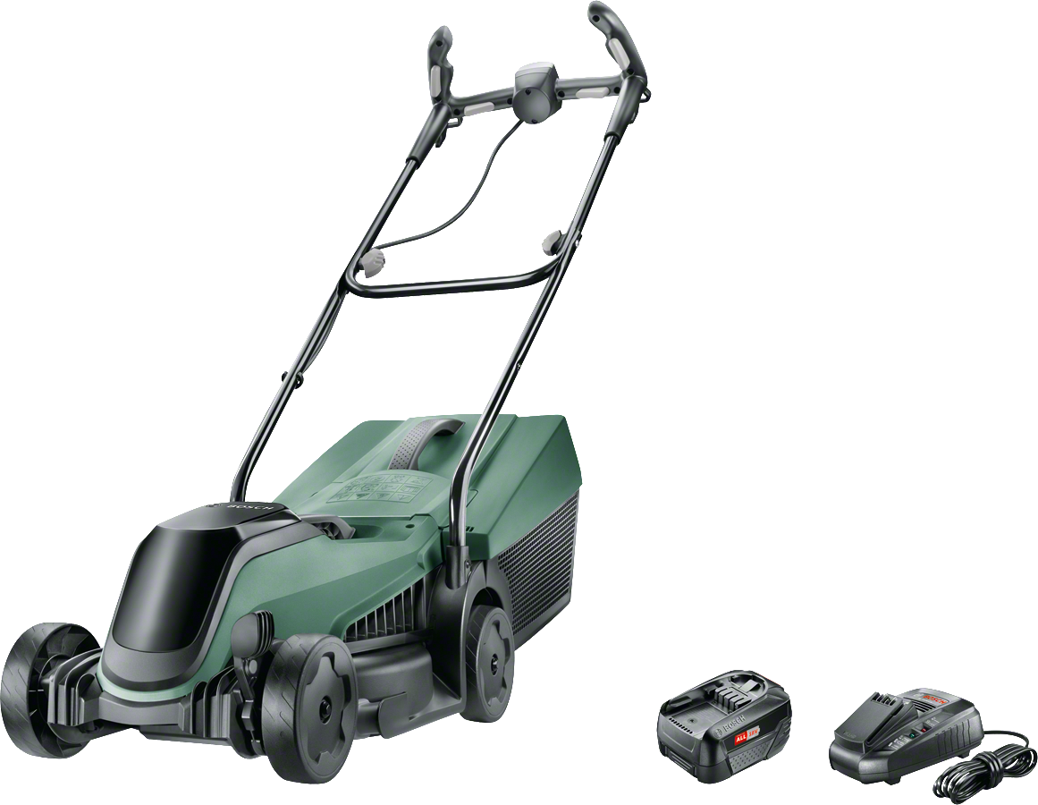 Bosch - Akku Electric Lawn Mower City 18V (Battery Included)