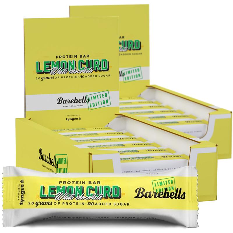 Proteinbars Lemon Curd 24-pack - 35% rabatt