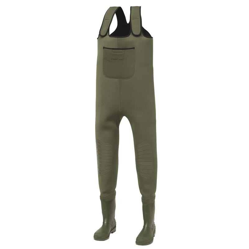 Kinetic NeoGaiter Wader Bootfoot 48/49 Cleated Sole