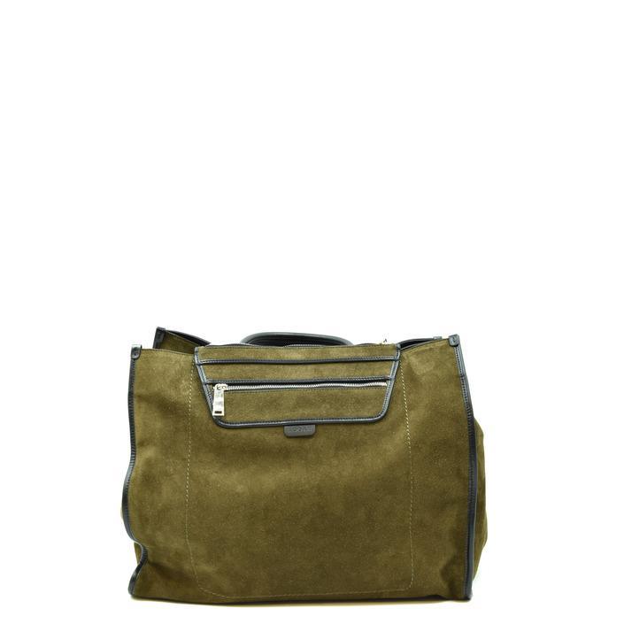 Hogan Women's Shoulder Bag Green 209203 - green UNICA