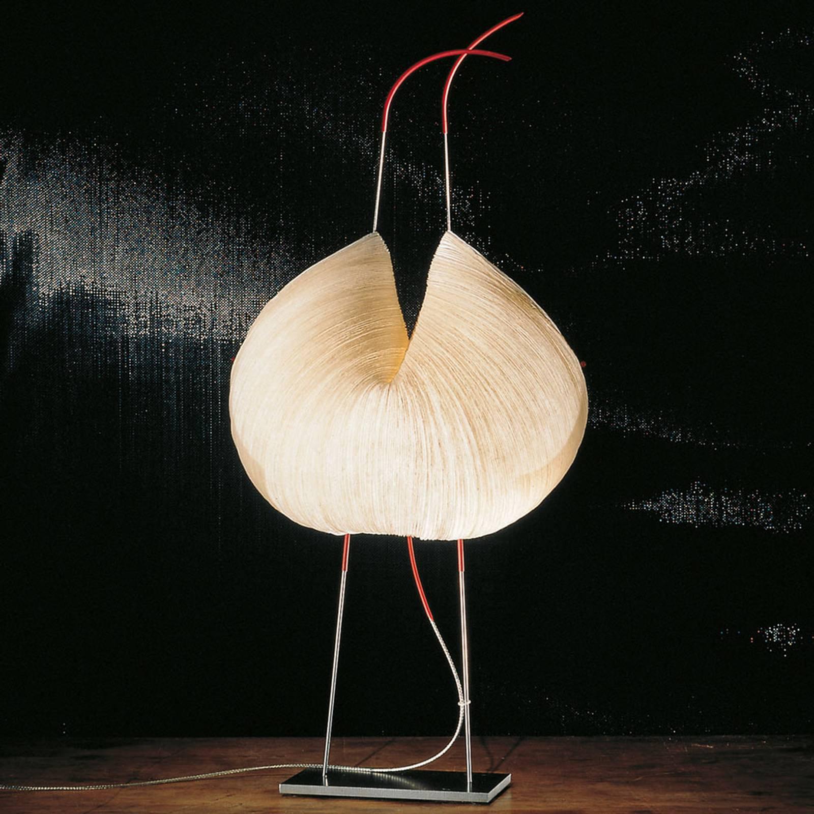 Ingo Maurer Poul Poul - LED-bordlampe av papir