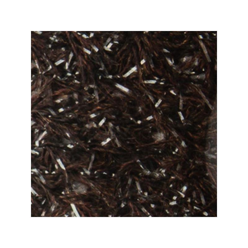 Wolly Chenille - Dark Brown Textreme