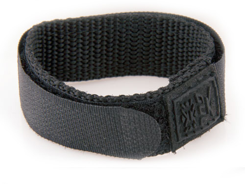 GUL Armband Velcro 16mm - Black 431001