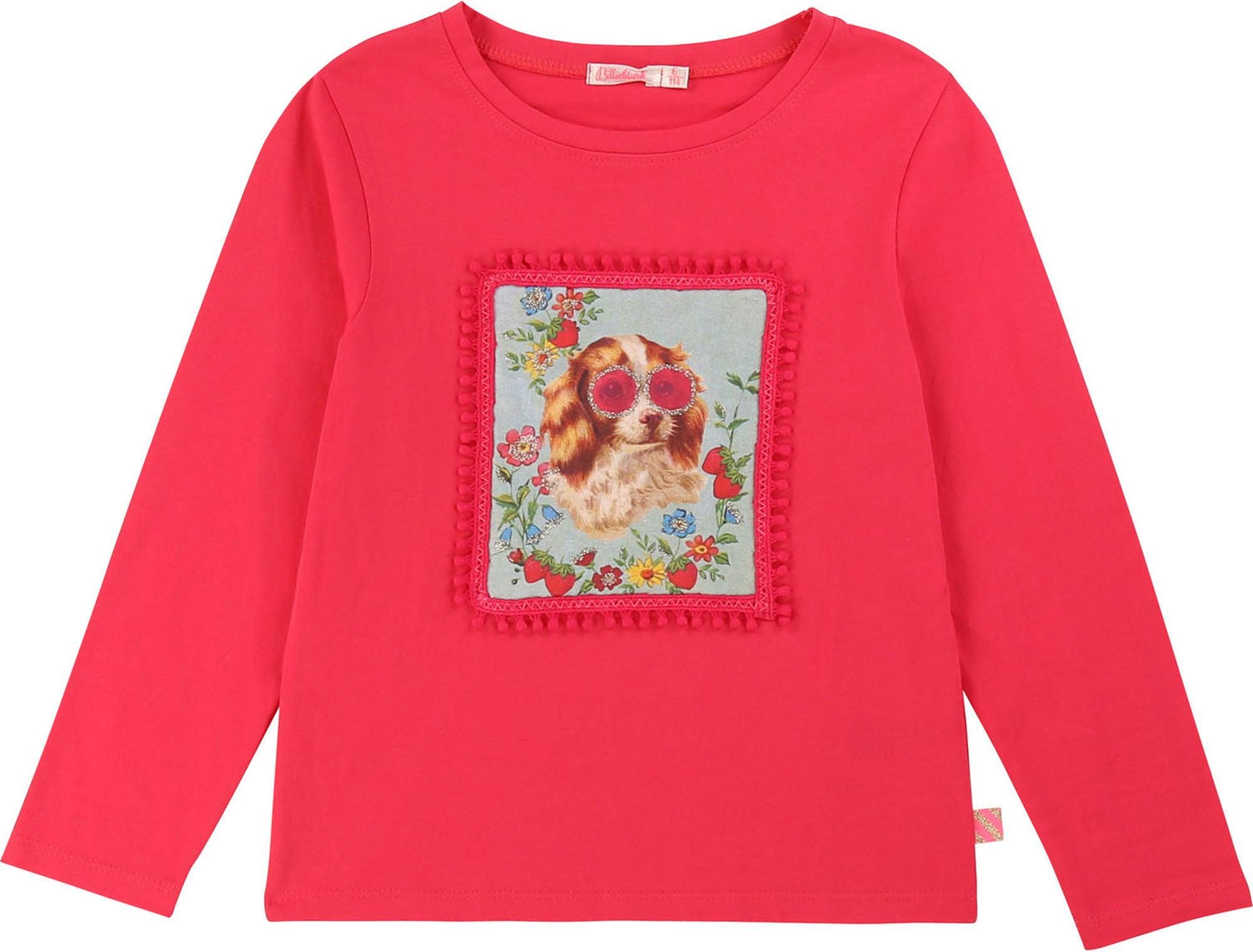 Billieblush T-Shirt, Cranberries 3 år