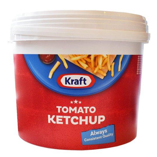 Tomatketchup 5kg - 50% rabatt