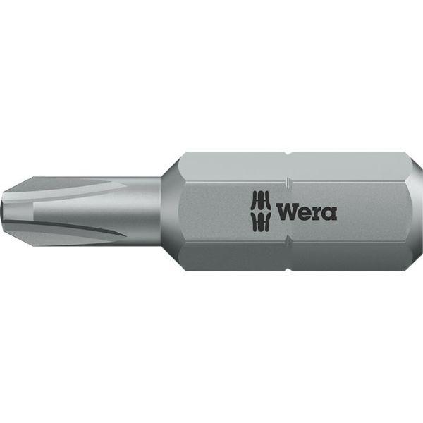 Wera 135009 Ruuvikärki PH2, kavennettu, 25 mm
