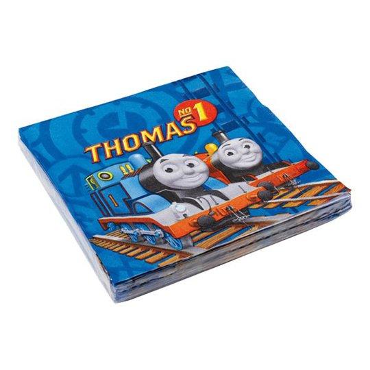 Servetter Thomas Tåget - 20-pack