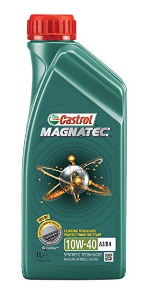 Moottoriöljy CASTROL 10W40 MAGNATEC A3/B4 1L