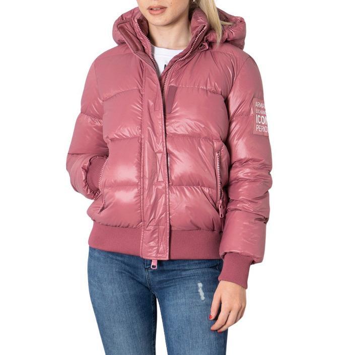 Armani Exchange Women's Jacket Various Colours 273204 - pink S
