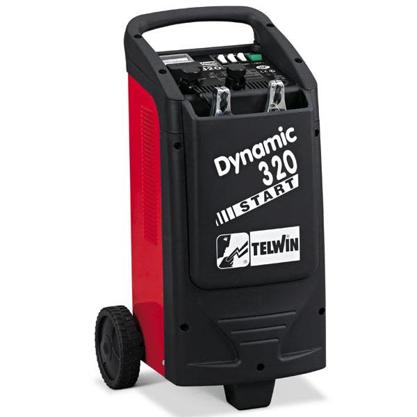 Telwin Dynamic 320 Apukäynnistin 12/24 V