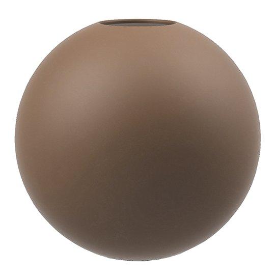 Cooee - Ball Vas 8 cm Coconut