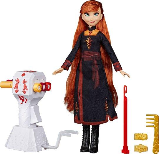 Disney Frozen 2 Hair Play Dukke Anna