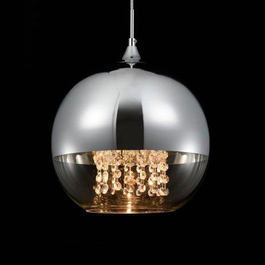 Fermi - pallonmuotoinen riippuvalaisin - 30 cm