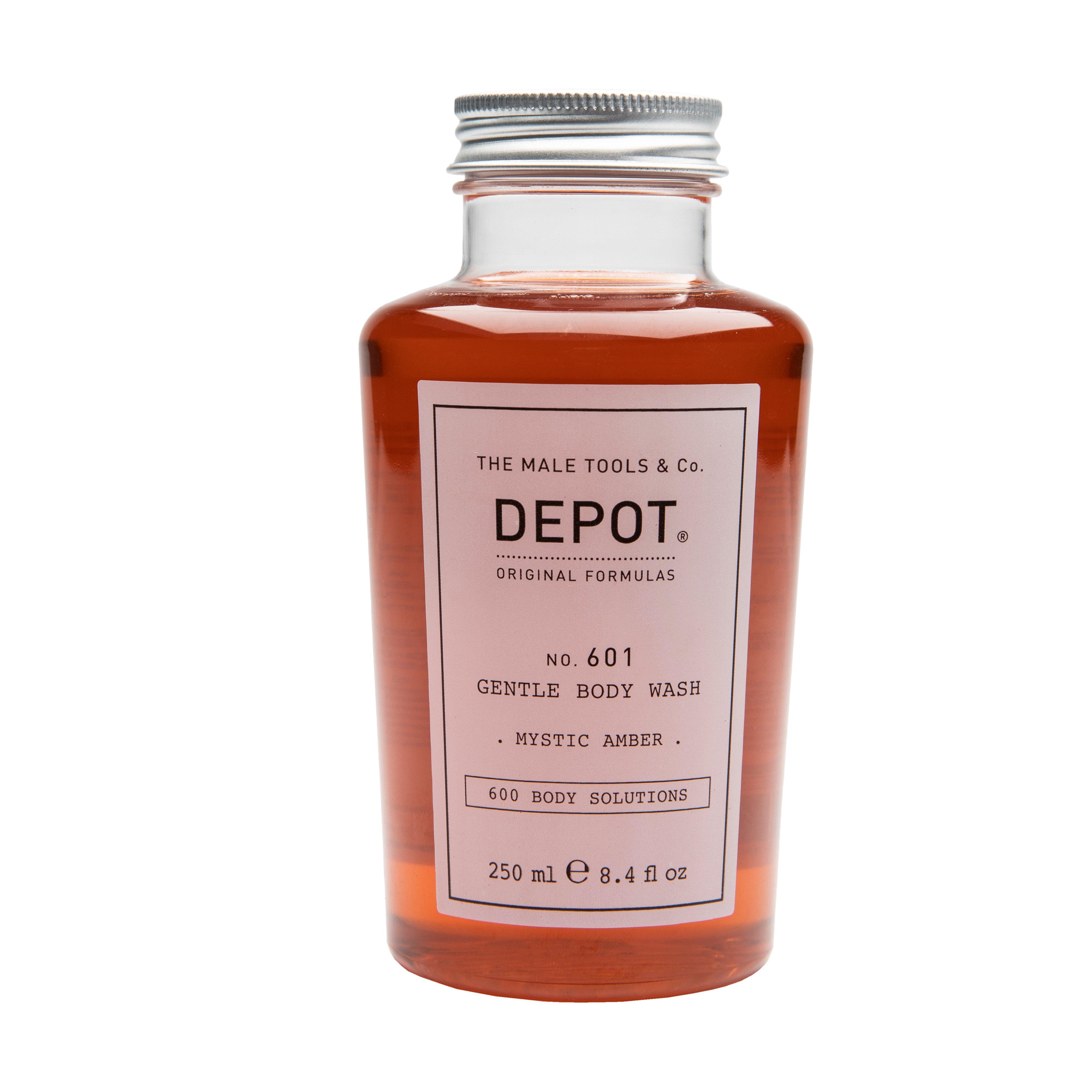 Depot - No. 601 Gentle Body Wash Mystic Amber 250 ml