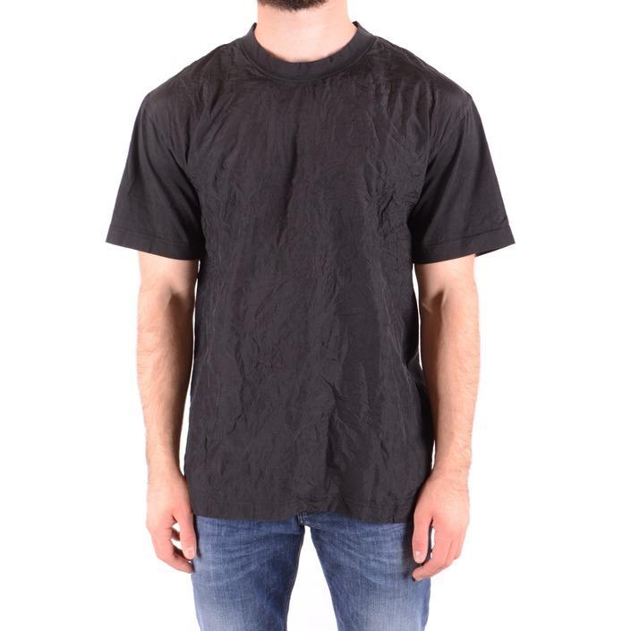Alexander Mcqueen Men's T-Shirt Black 165441 - black 46