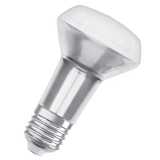 OSRAM-LED-lamppu Star Concentra E27 R63 3,3W 2700K