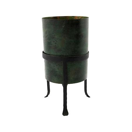 Planteringslåda Orga Grön