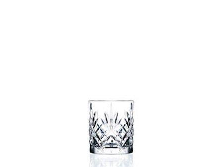 Melodia Whiskyglass 6 stk