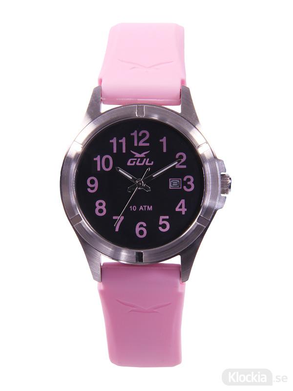 Barnklocka GUL Surf 32 Colorize Pink 525013047
