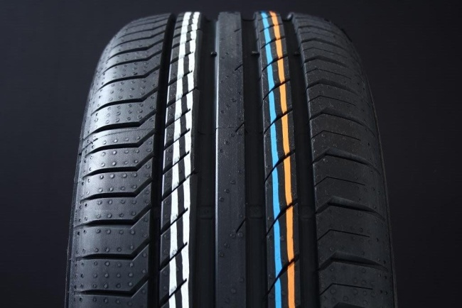 235/50R18 CONTINENTAL SPORT CONTACT 5 SUV
