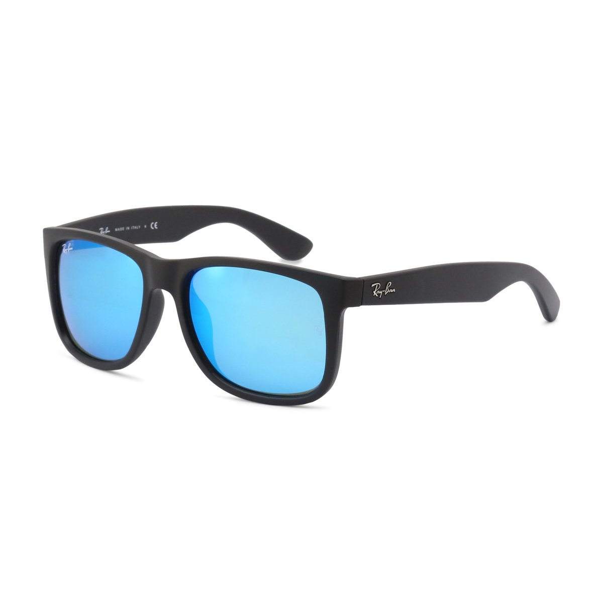 Ray-Ban Unisex Sunglasses Black 0RB4165F - black-1 NOSIZE