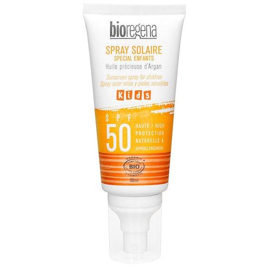 Sunscreen Cream Kids, 90 ml Bioregena Päivetys