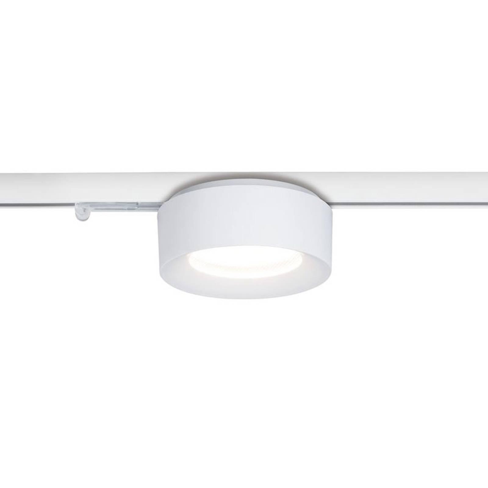 Paulmann NanoRail Cavar -LED-alasvalo valkoinen