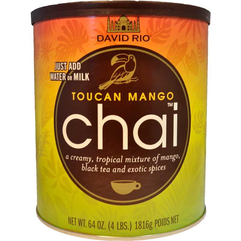 Toucan Mango Chai Latte mix - 56% rabatt