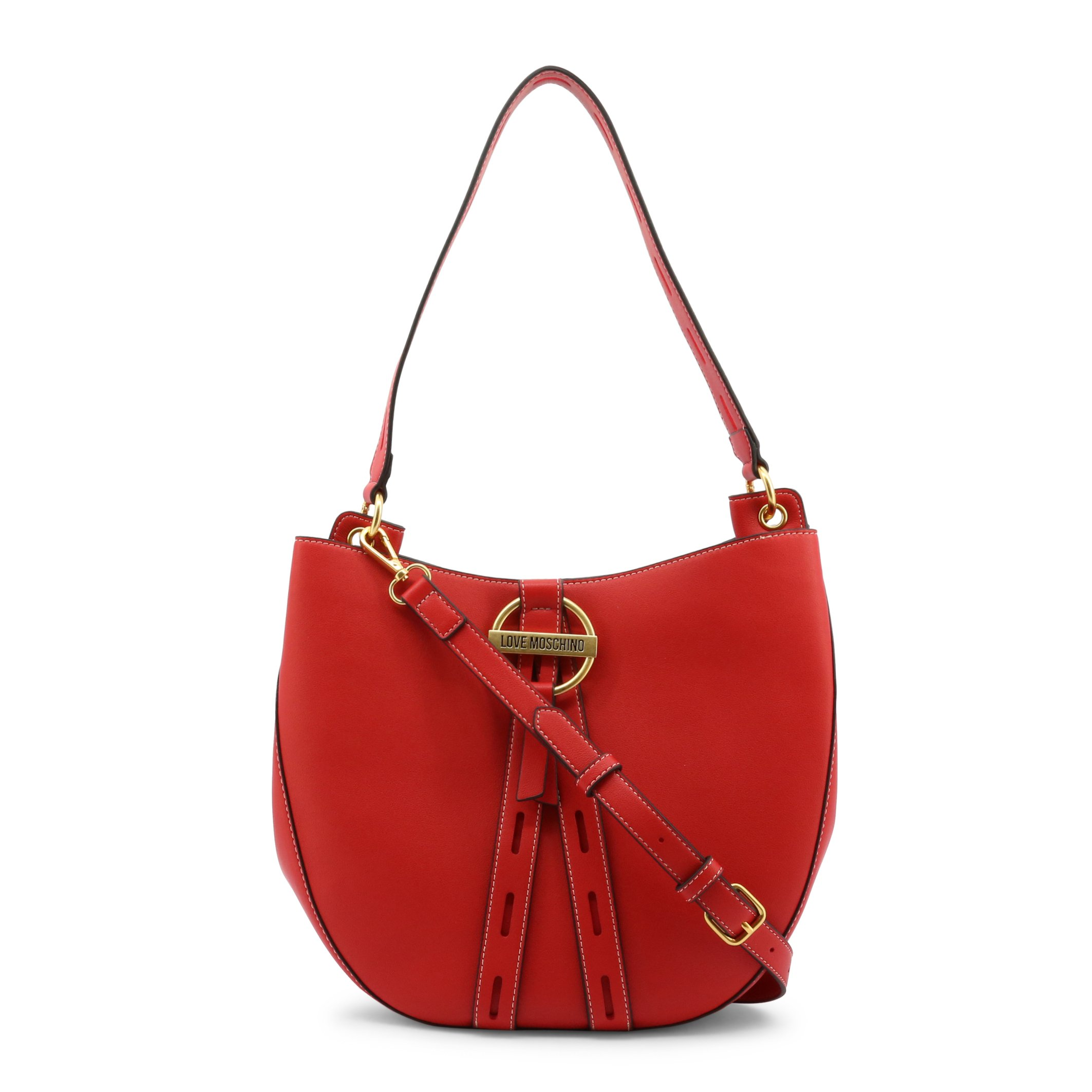 Love Moschino Women's Shoulder Bag Various Colours JC4207PP1DLK0 - red NOSIZE