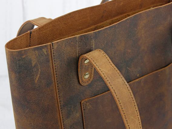 The Britt Tote Bag
