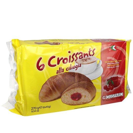 Croissant Körsbär 6-pack - 60% rabatt