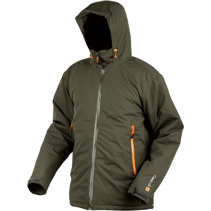 Prologic LitePro Thermo Jacket M Green - Teknisk og slitesterk jakke