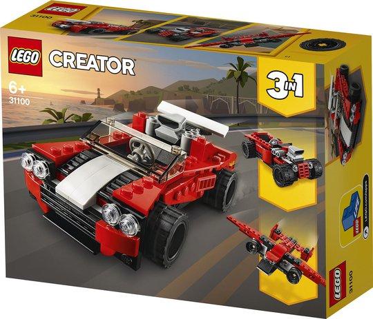 LEGO Creator 31100 Sportsbil