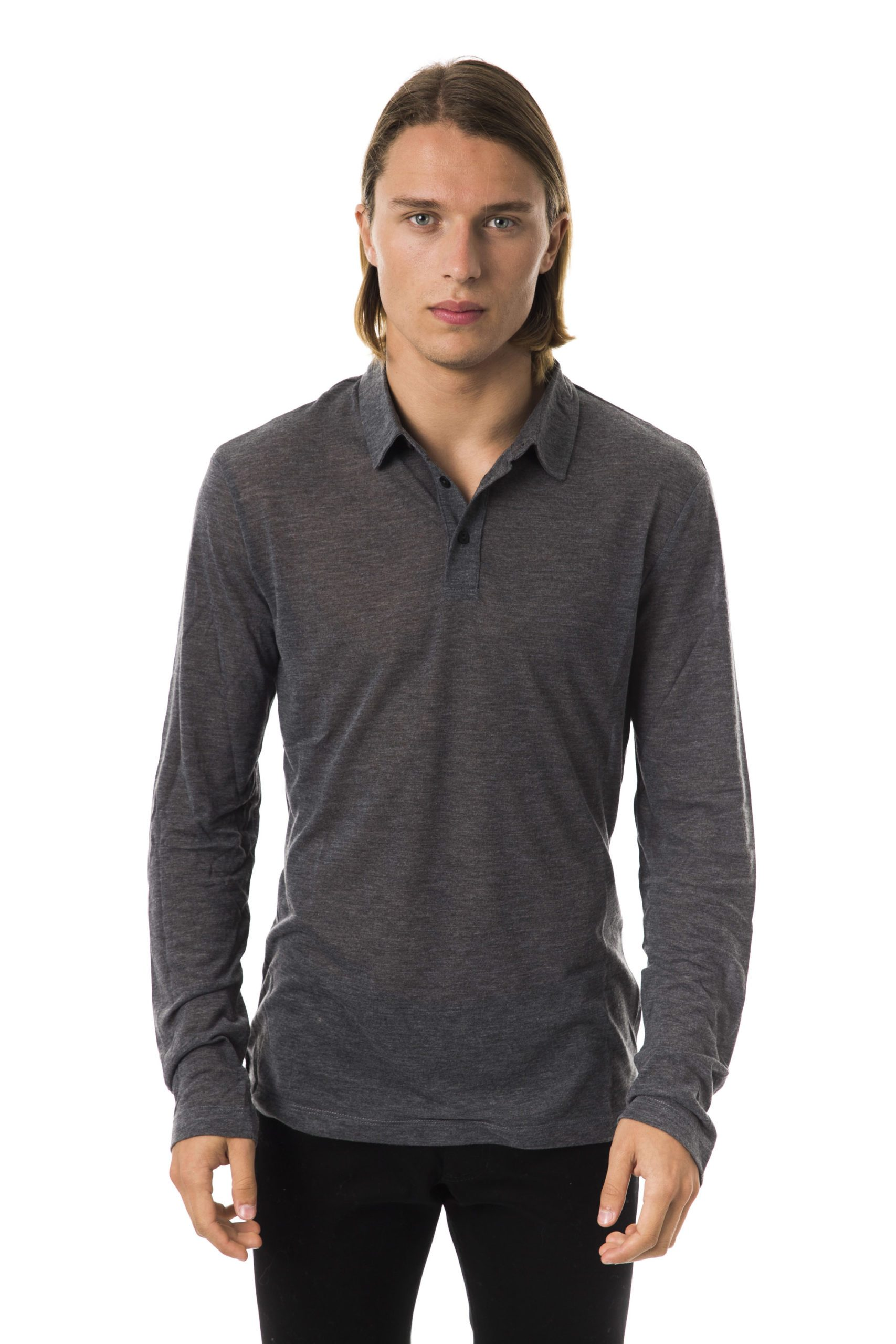 Byblos Men's Polo Shirt Grey BY991942 - S