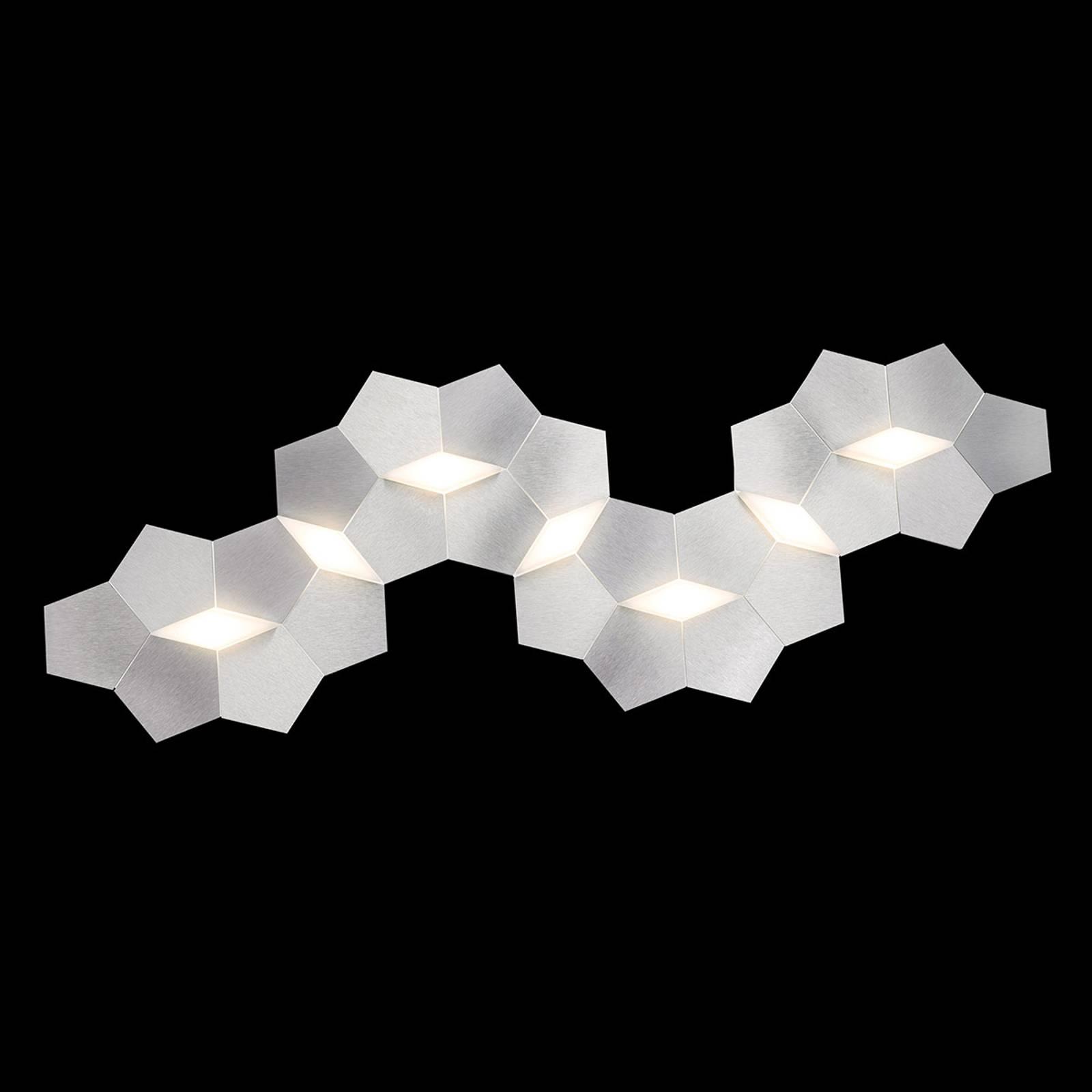 GROSSMANN Linde LED-seinävalaisin