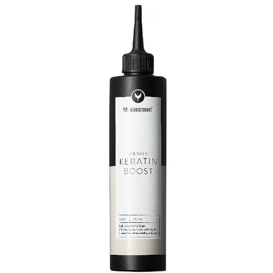 Keratin Boost, 250 ml HH Simonsen Viimeistelytuotteet