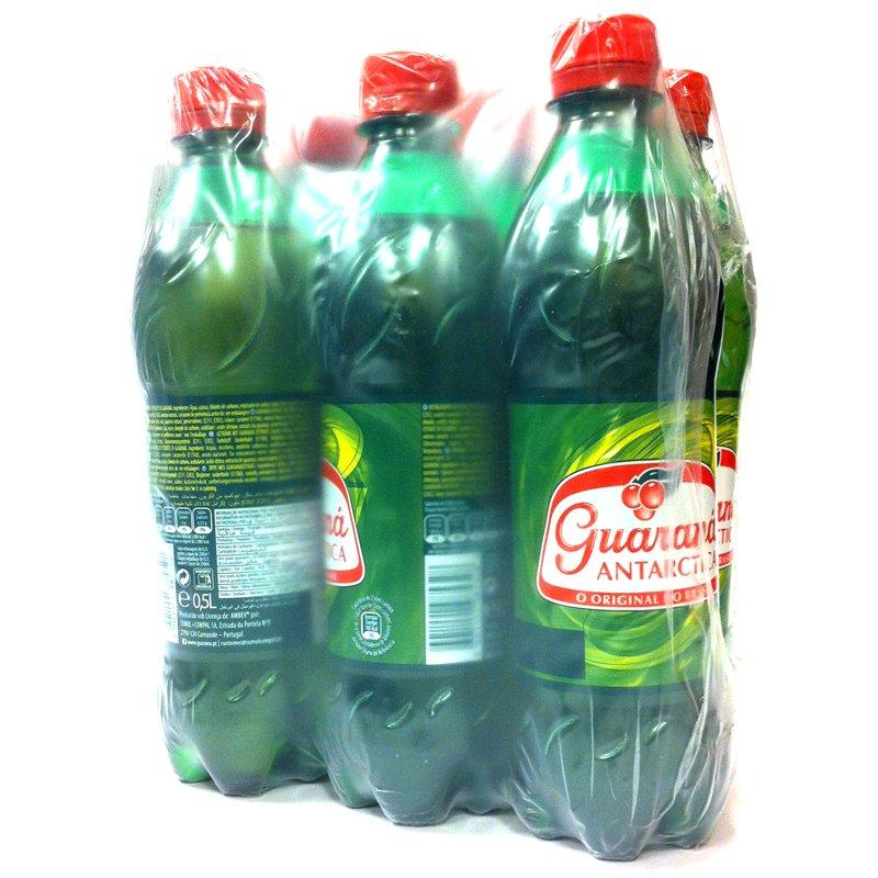 Guarana Antarctica 6-pack - 68% rabatt