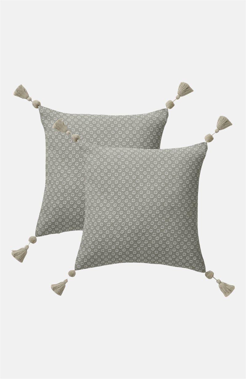 Trine tyynynpäällinen jakardikangasta 2 kpl/pakkaus