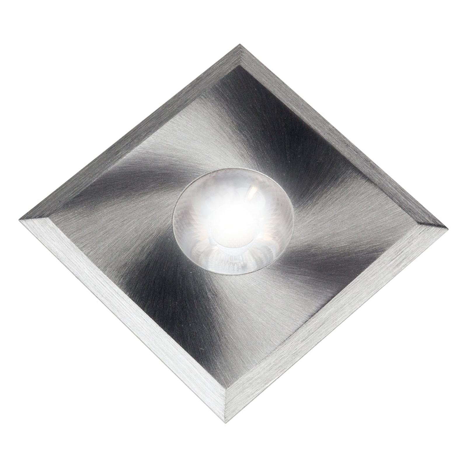 LED-uppokohdevalaisin Austin neliö
