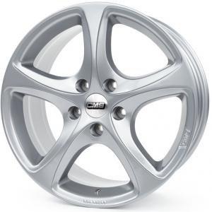 CMS C12 Silver 6.5x16 5/105 ET39 B56.6