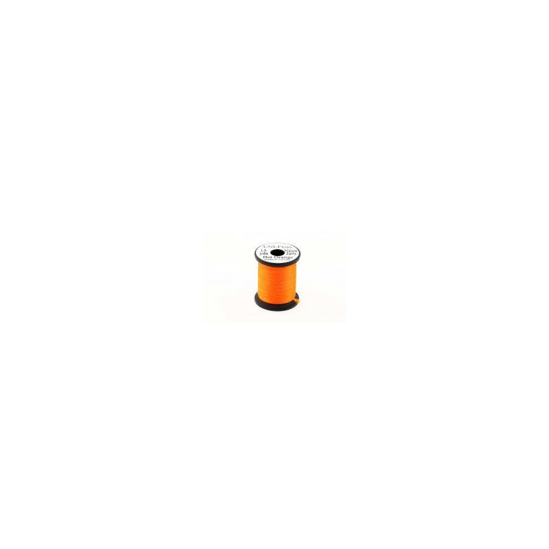 Uni Floss Hot Orange