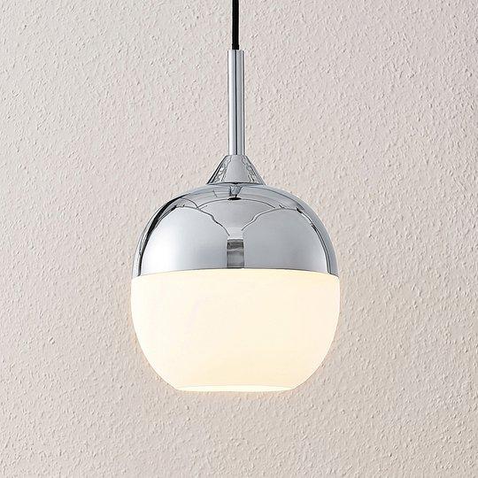 Lindby Rangina riippuvalaisin, kromi, 1-lamppuinen
