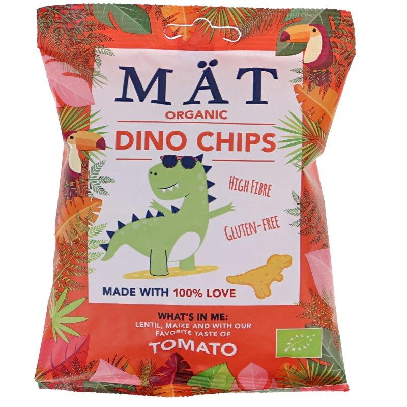 Dino Chips Tomato Eko - 39% rabatt
