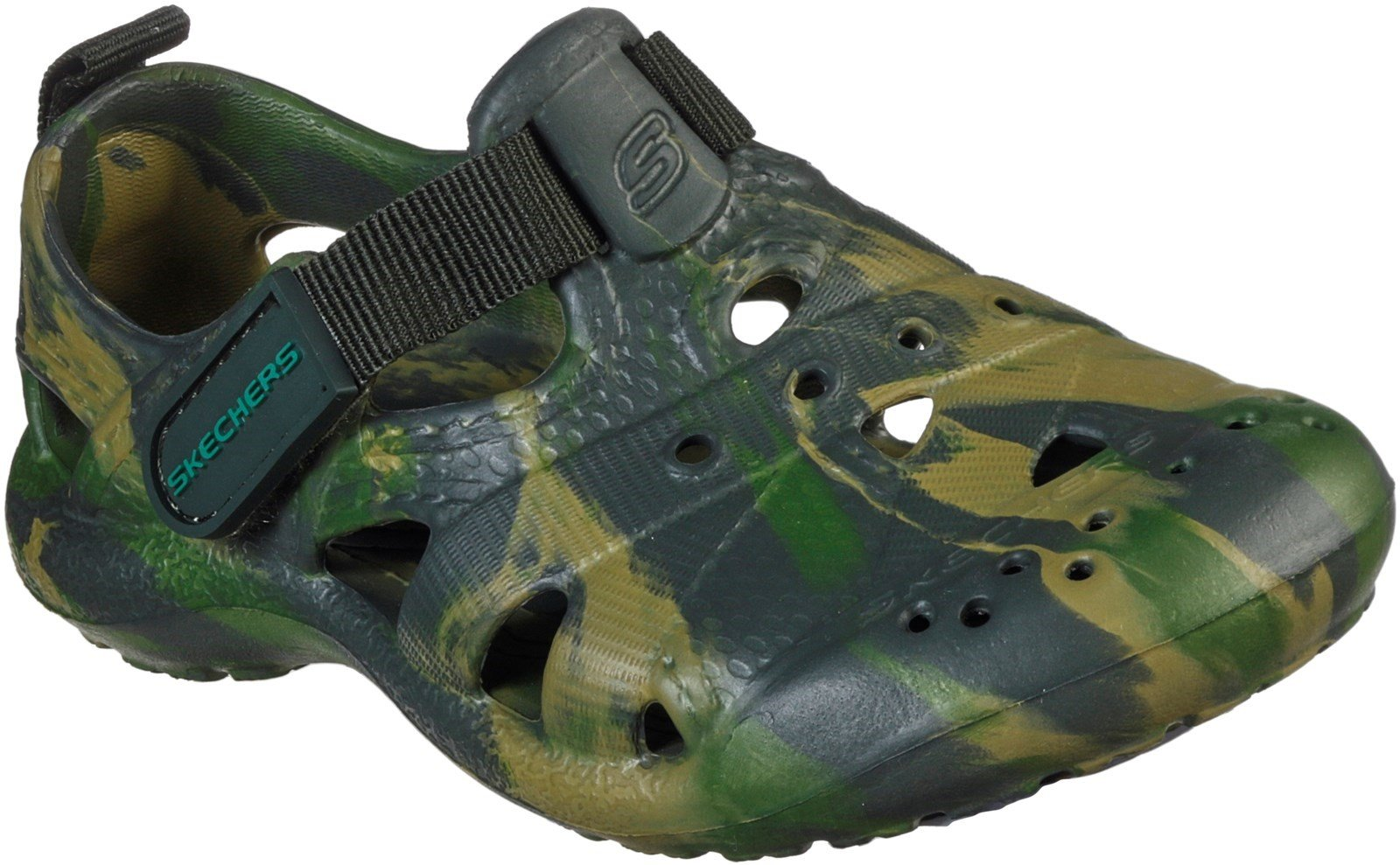 Skechers Kids Foamies Koolers Sandal Camo 30786 - Camo 4