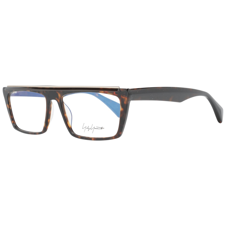 Yohji Yamamoto Women's Optical Frames Eyewear Brown YY1045 57169